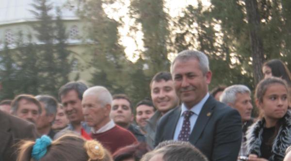 Bakan Eroğlu, Muğla'da 16 Temel Atıp, 4 Açılış Yaptı (3)