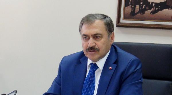 Bakan Eroğlu: Önlem Almasaydık 76 Şehir Susuz Kalacaktı