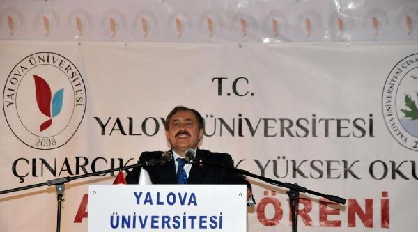 Bakan Eroğlu: Siz Kasetleri Üretmeye Devam Edin, Biz Baraj, Yol, Hastane Yapacağız (2)