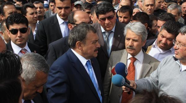 Bakan Eroğlu: Su Yüzeyine Çiksinlar