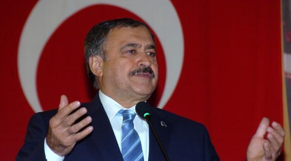 Bakan Eroğlu: Türkiye'de Korunan Alanlar Belçika'nin Iki Kati
