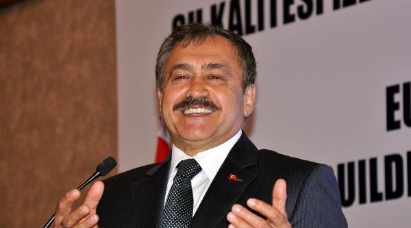 Bakan Eroğlu: Türkiye'nin Yüzde 99.9'una Sağlıklı Su Veriyoruz