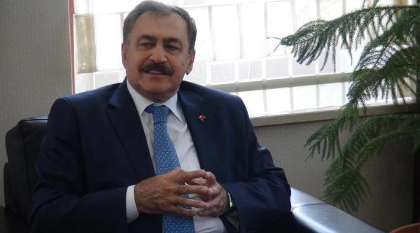 Bakan Eroğlu'dan Sahurda 3 Bin Kişinin Katılımı İle Temel Atma Ve Açılış(2)
