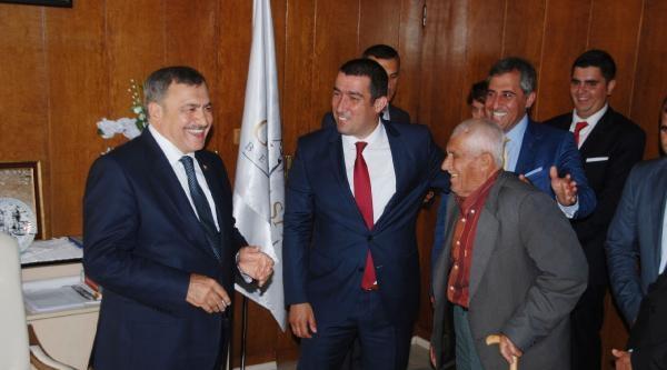Bakan Eroğlu'ndan Gazipaşa'ya 'meteoroloji İstasyonu' Müjdesi