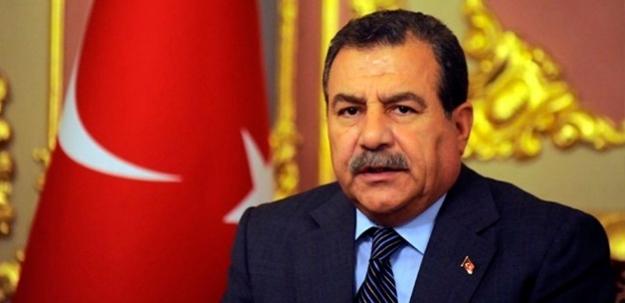Bakan Güler: Başbakan'a istifamı verdim...
