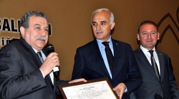 Bakan Güler: Diyarbakir'daki Buluşma Insanlarin Şiddet, Çatişma Istemediğini Gösterdi