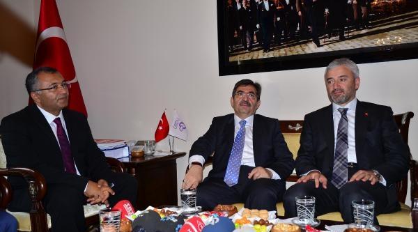 Bakan İdris Güllüce: Cumhurbaşkanlığını Ak Parti  Kimi Gösterirse O Kazanır