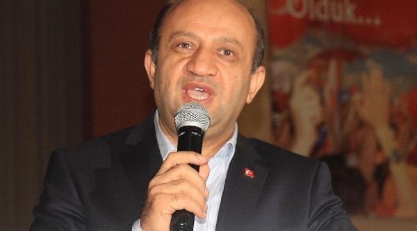 Bakan Işik: Hedef Türkiye'de Siyasi Ve Ekonomik Istikrari Bozmak