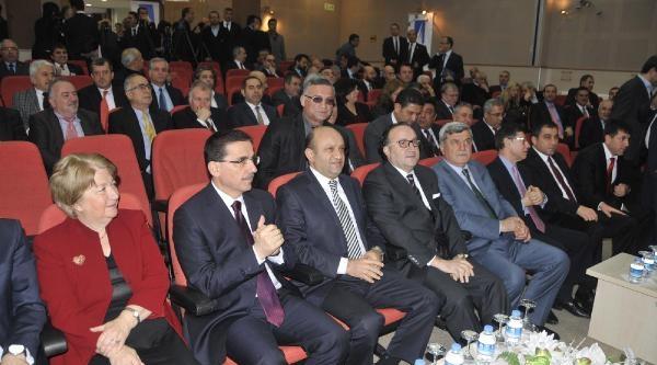 Bakan Işik: Türkiye'yi Ar- Ge Ve Üretim Merkezi Olarak Görmek Istiyoruz