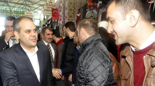 Bakan Kılıç: 30 Mart Seçimleri, Yerel Seçim Olmaktan Çikti