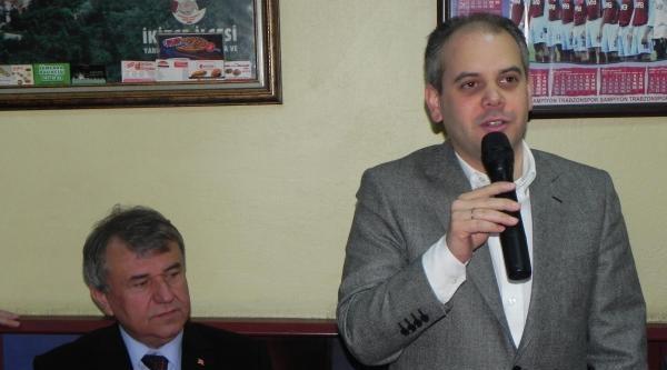 Bakan Kılıç: Biz, Belediyeciliği Çok İyi Biliyoruz