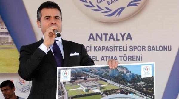 Bakan Kiliç: Türkiye Gerçek Bir Spor Ülkesi Olacak