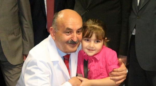 Bakan Müezzinoğlu: 20 Bin Hekim Açığımız Var (fotoğraflar)