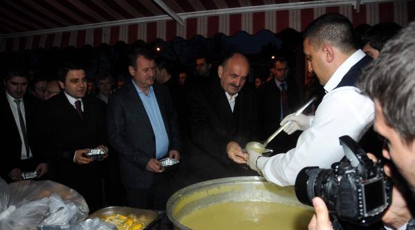 Bakan Müezzinoğlu Acil Servisi Denetledi