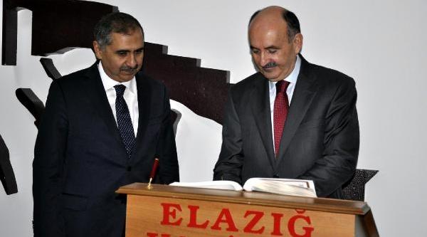 Bakan Müezzinoğlu: Ak Parti Yolsuzluk Yapiyorsa, 30 Mart'ta Hesabi Sorulur