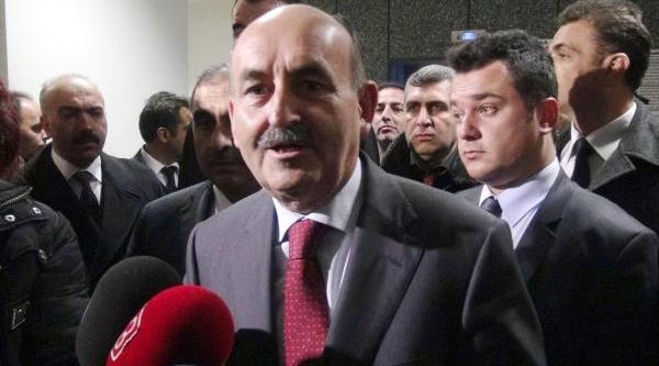 Bakan Müezzinoğlu: Ak Parti Yolsuzluk Yapiyorsa, 30 Mart'ta Hesabi Sorulur(3)