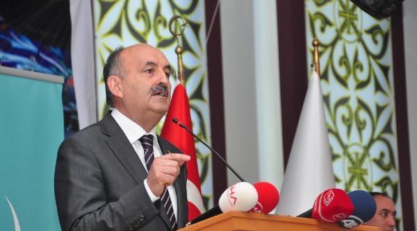 Bakan Müezzinoğlu: Ey Kılıçdaroğlu Sen Rüyanda Ambulans Uçaklar Görebiliyor Muydun?