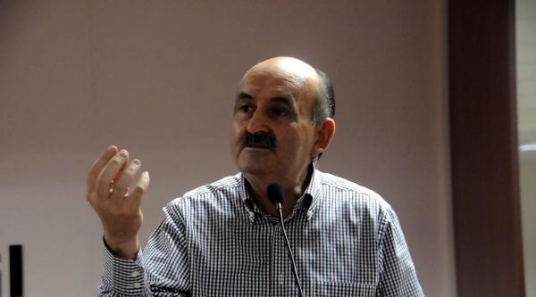 Bakan Müezzinoğlu: İhsanoğlu'nu Evimize Sevgili Mi Alacağız?