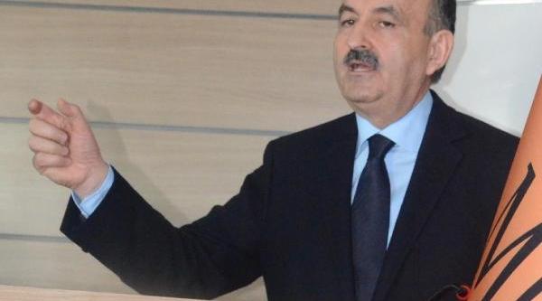 Bakan Müezzinoğlu: Istikrarimi Bozmaya Hakkin Yok