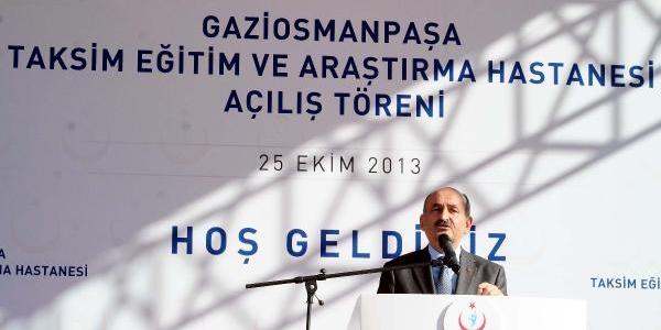 Bakan Müezzinoğlu: Kemik Iliği Bankasinda Türkiye 3-4 Yil Içinde Dünya Ülkelerinin Standardini Yakalayacak (Fotoğraflar)