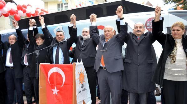 Bakan Müezzinoğlu: Türkiye Sağlıkta Çağ Atladı
