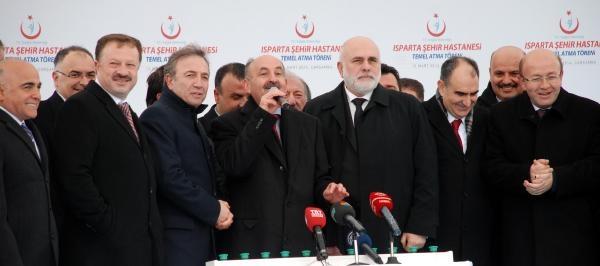 Bakan Müezzinoğlu: Türkiye Sağlıkta Çağ Atladı (2)
