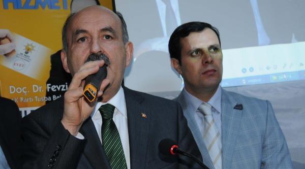 Bakan Müezzinoğlu: Yeni Tuzaklar Peşinde Koşuyorlar
