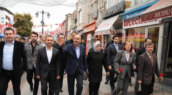 Bakan Müezzinoğlu'dan 'saksı' Açıklaması: O Bir Örnekti