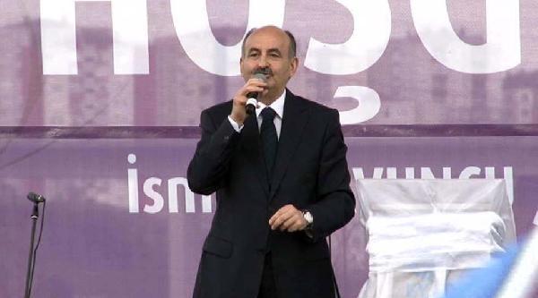 Bakan Müezzinoğlu'ndan Bahçeli'ye