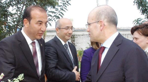 Bakan Şimşek, Esnaf Gezisinde Kürtçe Sohbetler Yaptı (2)