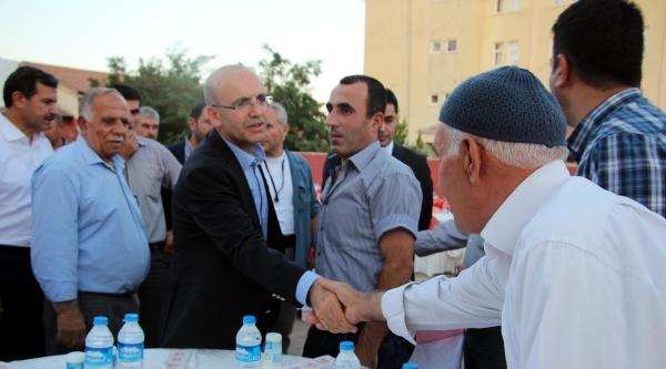 Bakan Şimşek; Ortadoğu Ülkeleri Türkiye'den İlham Almalı
