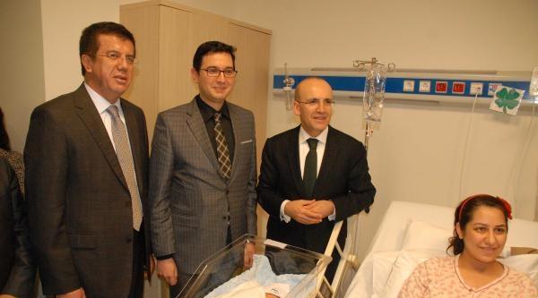 Bakan Şimşek'e, Paü'den Fahri Doktora (2)