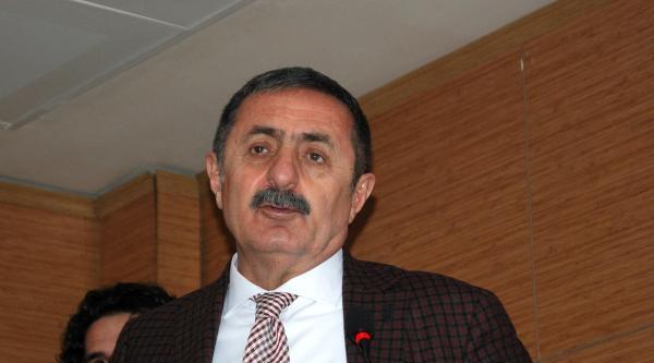 Bakan Yardımcısı Kafkas: Toplantınızı Böldüm Hakkınızı Helal Edin
