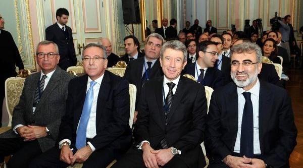 Bakan Yildiz, 'bölgesel Oyun Değiştiriciler' Konulu Toplanti'da Konuştu