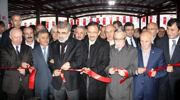 Bakan Yildiz: Irak'La Enerji Ilişkileri Gelişecek (3)