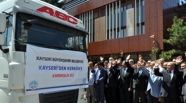 Bakan Yıldız: Türkmenlere 110 Milyon Dolarlık Yardım Gönderdik