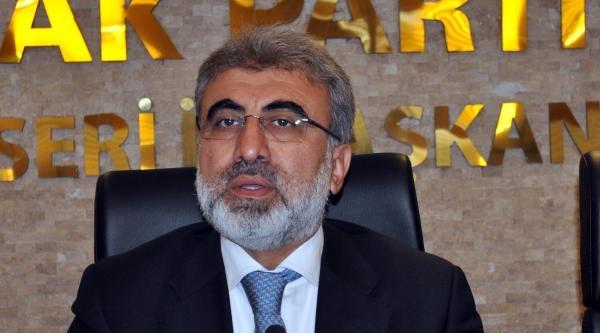 Bakan Yıldız: Türkmenlere 110 Milyon Dolarlık Yardım Gönderdik (2)