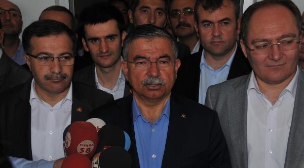 Bakan Yılmaz: Abd'nin Işid Operasyonuna Türkiye'nin Desteği Yok