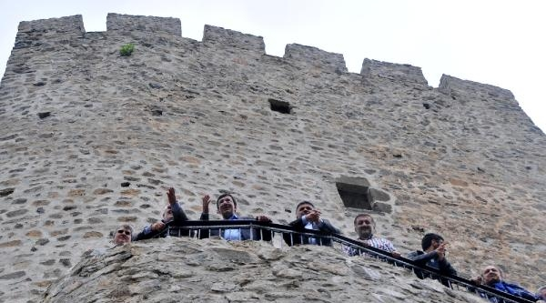 Bakan Yılmaz: Ayder'i Görenler Cennete Gidince Yabancılık Çekmeyecek
