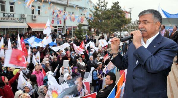Bakan Yılmaz: Süleyman Şah Türbesi Özel Kuvvetlerle Güçlendirilmiş Durumda