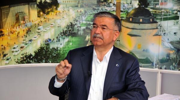 Bakan Yılmaz: Vandalizmle Türkiye'yi Karıştırmak İstediler (3)