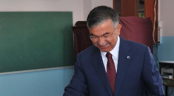 Bakan Yılmaz'ın Oy Kullandığı Sandıktan Bbp Çikti