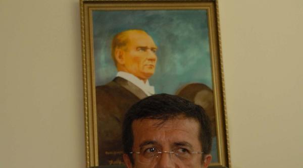Bakan Zeybekci: Ekonomide Daha Etkili Olacağımız Döneme Giriyoruz