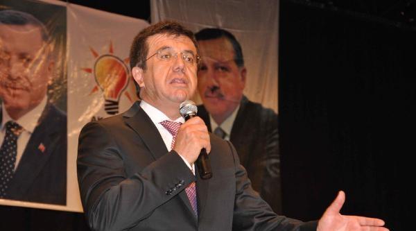 Bakan Zeybekci: Millet, Cumhurbaşkanını İlk Turda Seçer