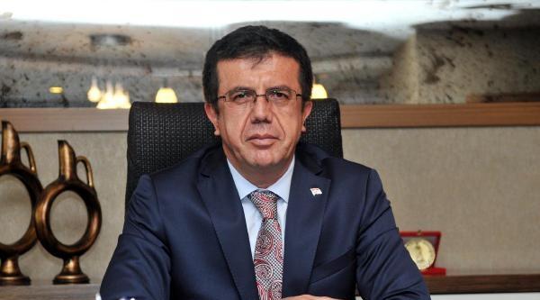 Bakan Zeybekçi: Serbest Bölgelerin Önemi Artacak