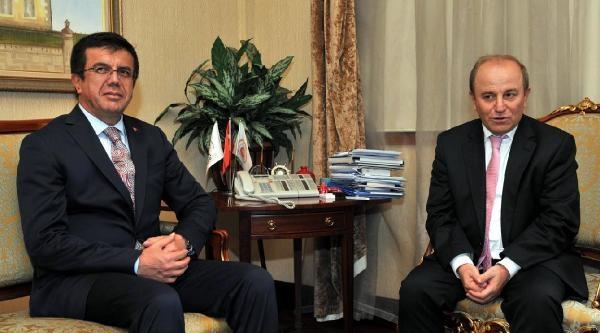 Bakan Zeybekçi: Serbest Bölgelerin Önemi Artacak (2)
