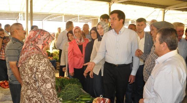 Bakan Zeybekci Temmuz'da Zam Şampiyonu Biberi Savundu
