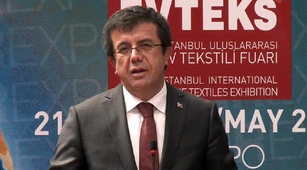 Bakan Zeybekçi: Türkiye 2014'de Yüzde 4 Büyümeyi Yakalayacaktır
