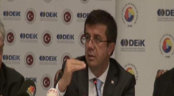 Bakan Zeybekci: Türkiye, Gümrük Birliği'nden Rahatsızlıklar Duymaya Başladığı Döneme Giriyor