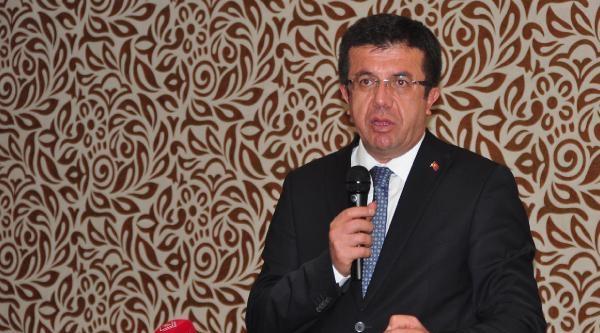 Bakan Zeybekci: Türkiye'de Ekonomik Anlamda Bir Kriz Çikartilamaz